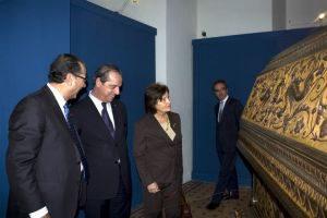 Metal Magic: Spanish Treasures from the Khalili Collection, The Auberge de Provence, Valetta, Malta