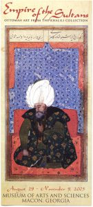 Empire of the Sultans: Ottoman Art from The Khalili Collection, Frist Center for the Visual Arts, Nashville, Tennessee, USA