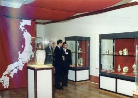 Treasures of Imperial Japan, Ceramics from the Khalili Collection - National Museum of Wales,Cardiff